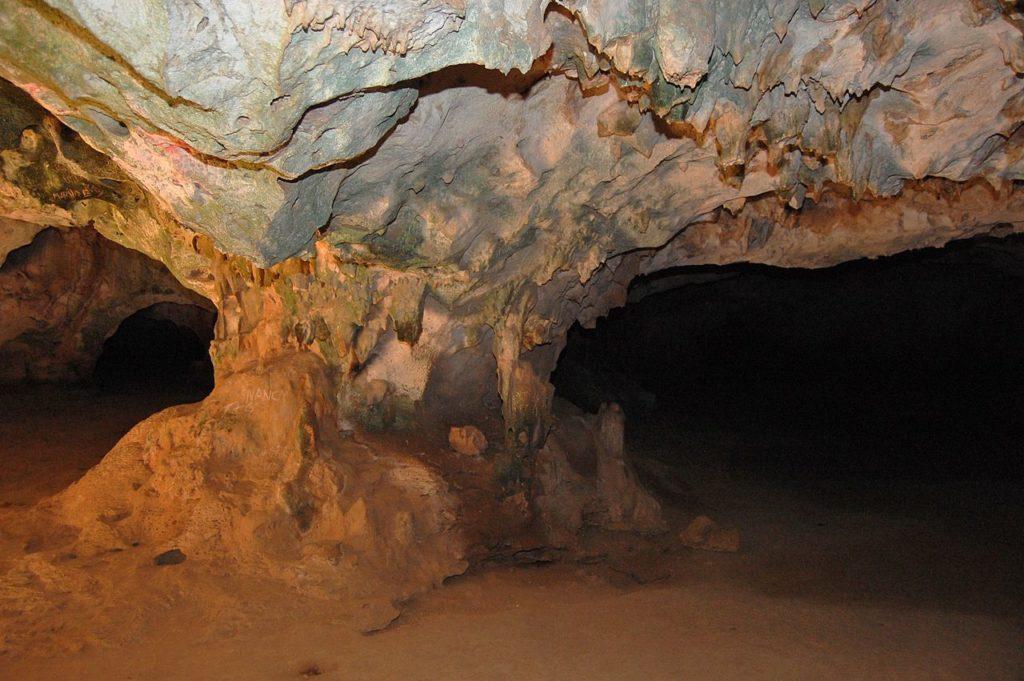 Bat Cave Formations Aruba